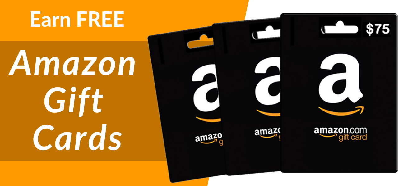 Earn Free Amazon Gift Card